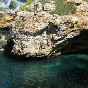 Deep Water Soloing 2