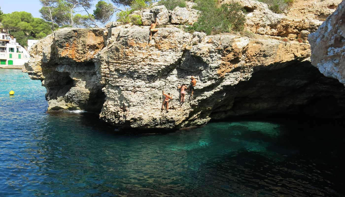 Deep Water Soloing Water Ionizer